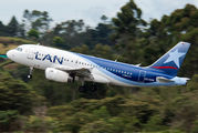 CC-COX - LAN Airlines Airbus A319 aircraft