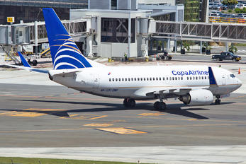 HP-1371CMP - Copa Airlines Boeing 737-700