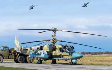 17 - Russia - Air Force Kamov Ka-52 Alligator