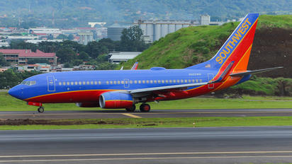 N902WN - Southwest Airlines Boeing 737-700