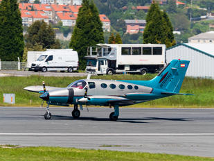 EC-FJF - Private Cessna 414