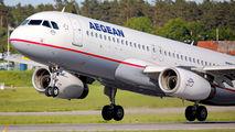 SX-DVS - Aegean Airlines Airbus A320 aircraft