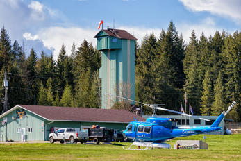 C-GWWL - Ascent Helicopters Bell 212