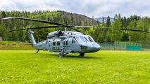 SN-71XP - Poland - Police Sikorsky S-70A Black Hawk aircraft