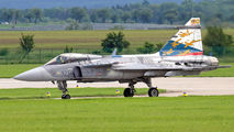 9234 - Czech - Air Force SAAB JAS 39C Gripen aircraft