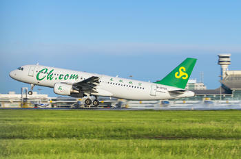 B-6705 - Spring Airlines Airbus A320