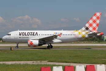 EC-MTM - Volotea Airlines Airbus A319