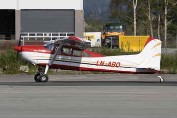 LN-ABO - Private Cessna 185 Skywagon