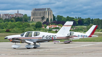 F-GSZC - Private Socata TB10 Tobago