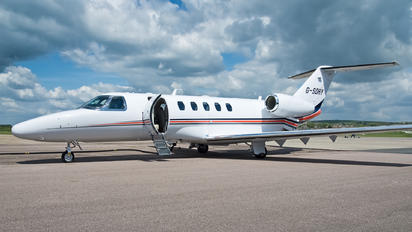 G-SDRY - Private Cessna 525C Citation CJ4