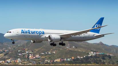 EC-NBM - Air Europa Boeing 787-9 Dreamliner