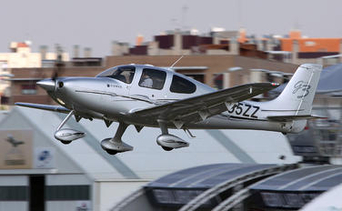 N755ZZ - Private Cirrus SR22-GTS G3 Turbo