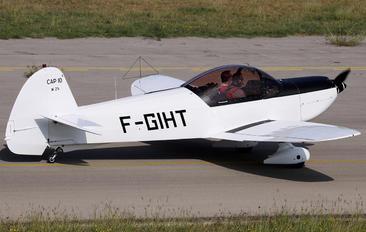 F-GIHT - Private Mudry CAP 10C