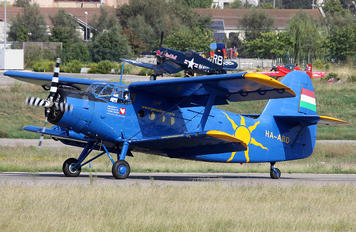 HA-ABD - Private Antonov An-2