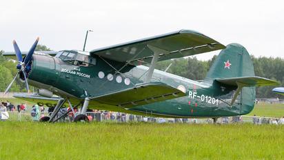 RF-01201 - DOSAAF / ROSTO Antonov An-2