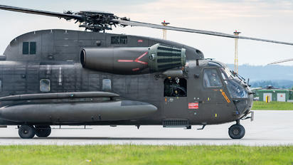 84+25 - Germany - Air Force Sikorsky CH-53 Sea Stallion