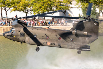HT.17-15 - Spain - Army Boeing CH-47D Chinook