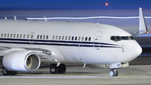 PR-BBS - Private Boeing 737-700 BBJ aircraft