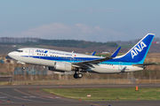 JA02AN - ANA - All Nippon Airways Boeing 737-700 aircraft