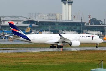 A7-AMB - Qatar Airways Airbus A350-900