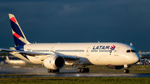 CC-BGK - LATAM Boeing 787-9 Dreamliner aircraft