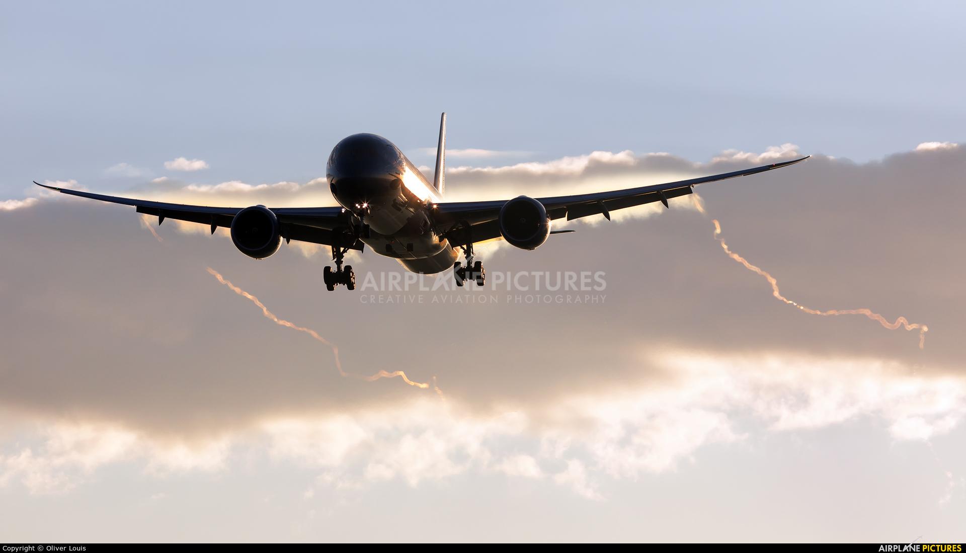 Vietnam Airlines VN-A867 aircraft at Frankfurt