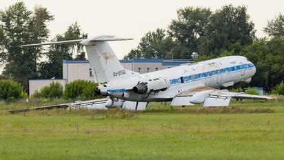 RA-65562 - Gromov Flight Research Institute Tupolev Tu-134