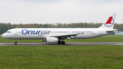 LY-NVQ - Avion Express Airbus A321
