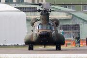 52977 - Japan - Ground Self Defense Force Kawasaki CH-47J Chinook aircraft