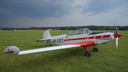 SP-EMT - Aeroclub ROW Zlín Aircraft Z-526