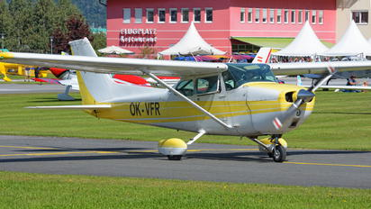 OK-VFR - Letov Air Flight Services Cessna 172 Skyhawk (all models except RG)