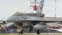 4084 - Poland - Air Force Lockheed Martin F-16D Jastrząb aircraft