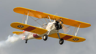 714 - Private Boeing Stearman, Kaydet (all models)