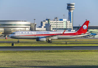 B-307D - Sichuan Airlines  Airbus A321 NEO