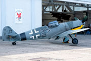 D-FMGV - Hangar 10 Air Fighter Collection GmbH Messerschmitt Bf.109G aircraft