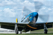 D-FUNN - Private North American TF-51D Mustang aircraft