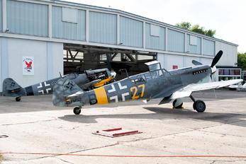 D-FMGZ - Hangar 10 Air Fighter Collection GmbH Messerschmitt Bf.109G