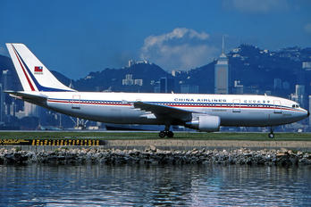 N88881 - China Airlines Airbus A300