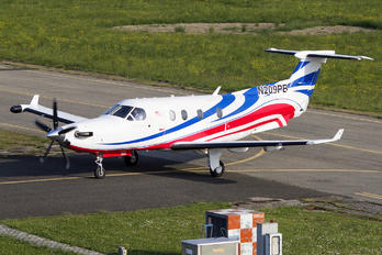 N209PB - Private Pilatus PC-12