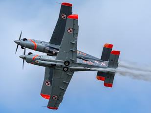 "050 - Poland - Air Force ""Orlik Acrobatic Group"" PZL 130 Orlik TC-1 / 2"