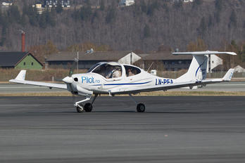 LN-PFA - Pilot Flight Academy Diamond DA 40 NG Diamond Star