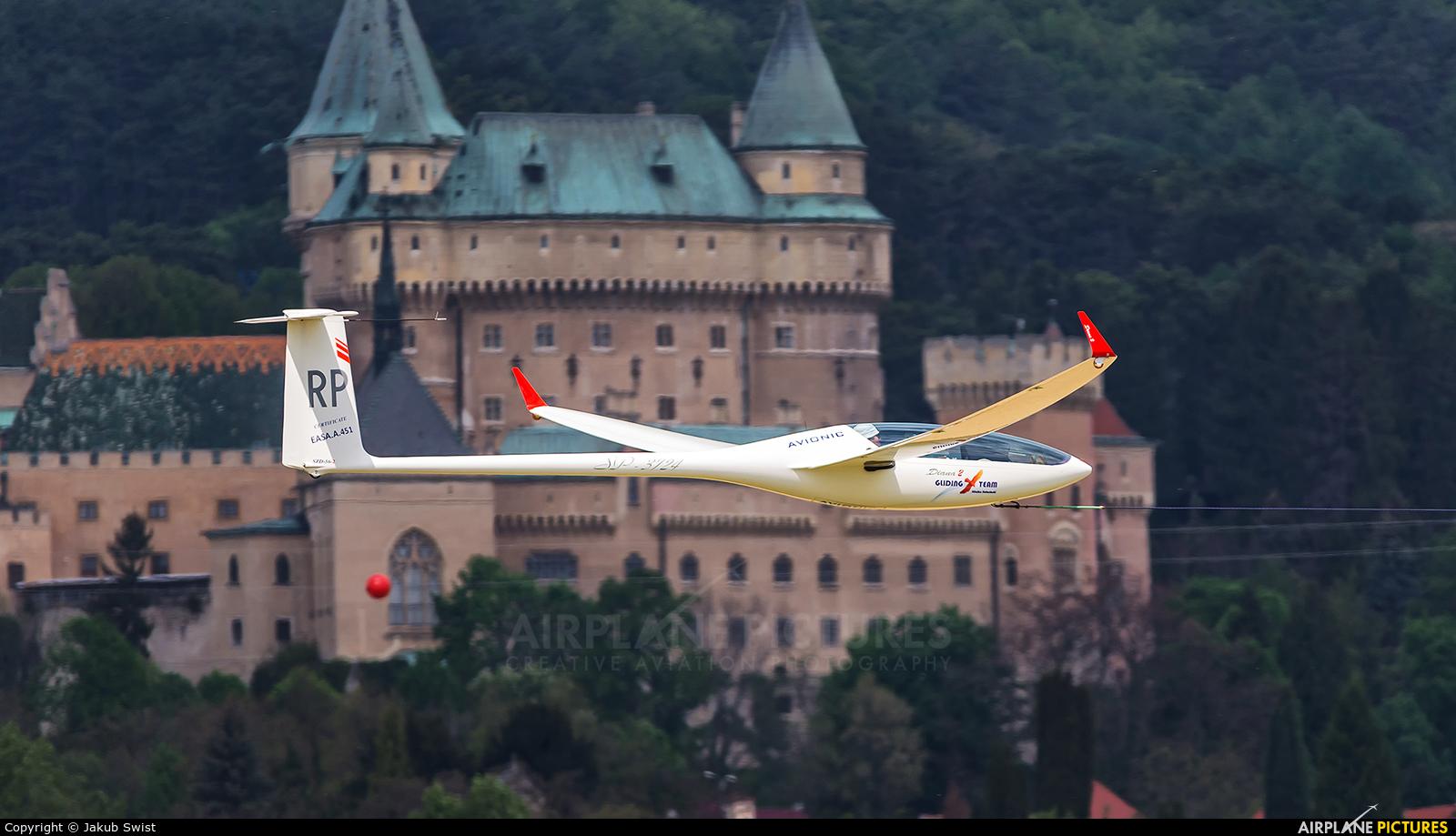 Private S_3724 aircraft at Prievidza