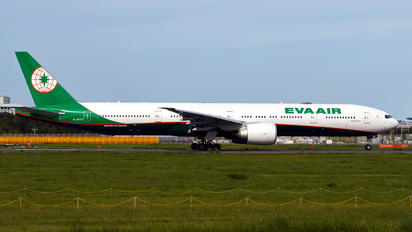 B-16727 - Eva Air Boeing 777-300ER