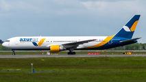 UR-AZC - Azur Air Ukraine Boeing 767-300ER aircraft