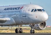 F-GRHV - Air France Airbus A319 aircraft
