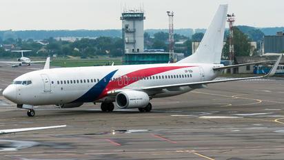 UR-SQA - SkyUp Airlines Boeing 737-8H6