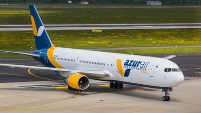 UR-AZC - Azur Air Ukraine Boeing 767-300ER