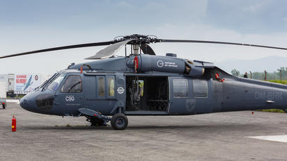 OM-BHK - Slovak Training Academy Sikorsky UH-60A Black Hawk