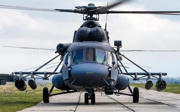 91 - Russia - Air Force Mil Mi-8AMT