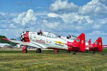 N991GM - Aeroshell Aerobatic Team North American T-6G Texan
